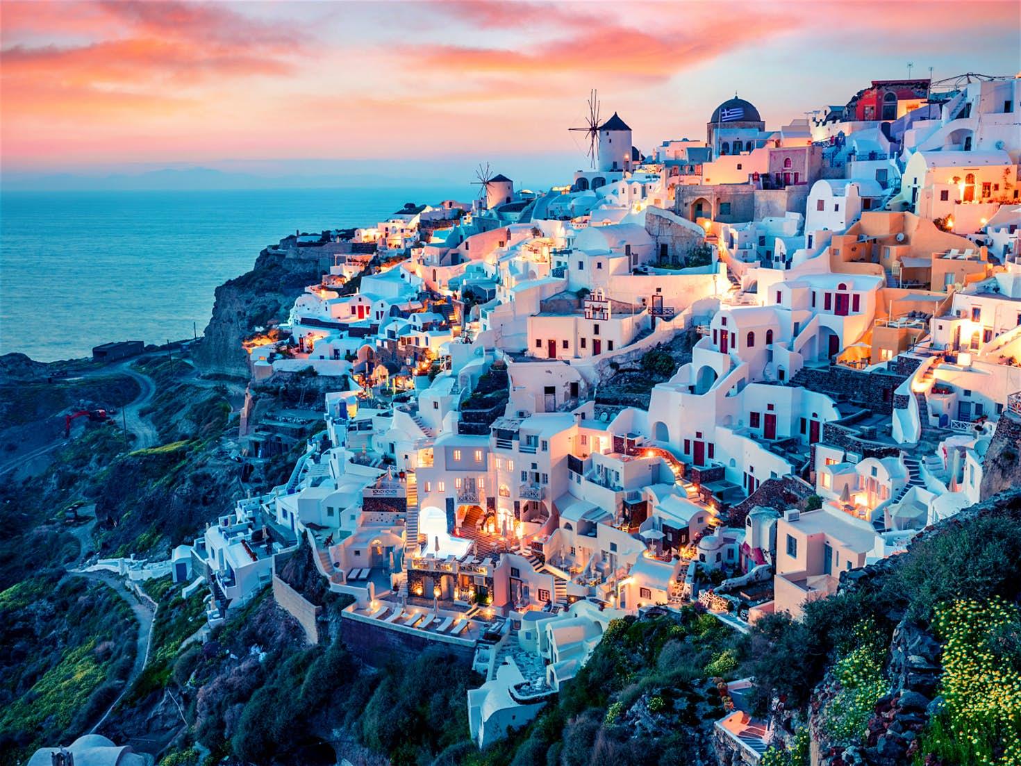 Cosa fare a Santorini? | Itinerari a Santorini